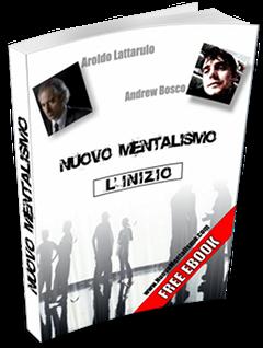corsi mentalismo online - ebook introduttivo
