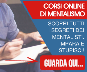 corsi mentalismo online